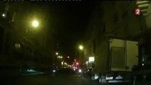 Fusillade de Paris - Un VTC filme la fusillade rue de Charonne