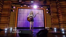 Tori Kelly Performs on Kelly & Michael | LIVE 6 29 15