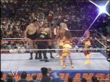 WWF SummerSlam 1988 - The Mega Powers Vs. Ted Dibiase & Andre The Giant