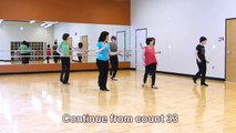 Wonder Train Line Dance (Dance & Teach)