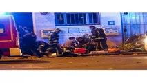 Attaques Terroristes à Paris LES IMAGES Vendredi 13 Novembre 2015