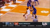 June 25, 2015 ESPN Miami Heat select Tennessees Josh Richardson w the 2015 NBA Draft 40th