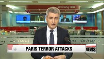 Islamic State claims responsibility for attacks in Paris