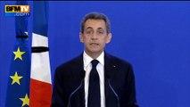 """Sarkozy sur le terrorisme: """"La guerre que nous devons livrer doit être totale"""""""