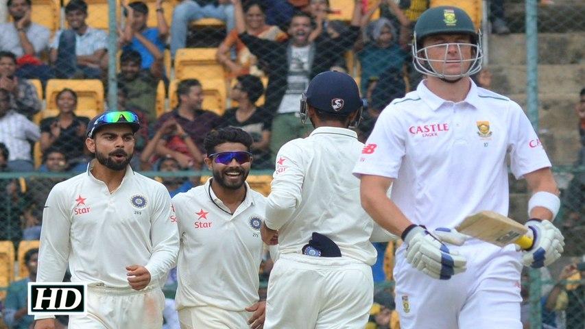 IND vs SA 2nd Test Bengaluru Day 1 Match Recap