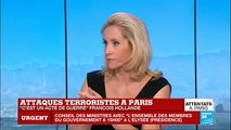 Attentats à Paris - 8 terroristes tués - 'Des bâtards identitaires !'