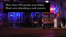 This is How the Paris Terror Attacks Unfolded