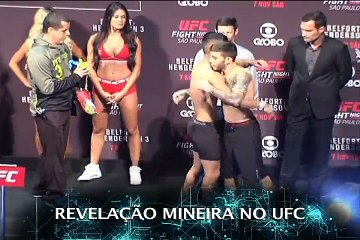 MMA Alterosa recebe o lutador mineiro Matheus Nicolau