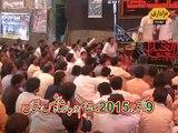 Zakir Murtaza Qanbar Majlis 9 October 2015 Darbar Shamas Multan