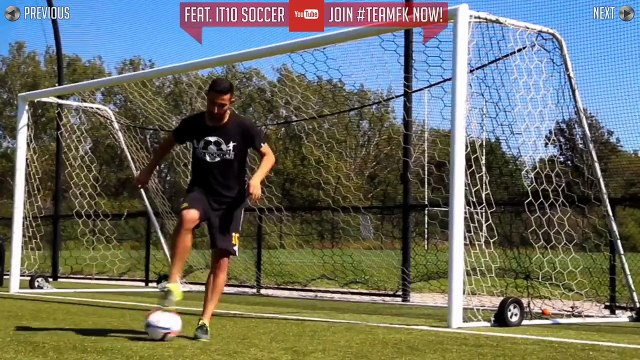 TOP 4 CRAZY Football Skills To Learn - Tutorial
