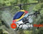 Uzaktan Kumandalı 6 Kanallı Nitro Benzin Yakıtlı Uçuşa Hazır Rc Maket Model Helikopter