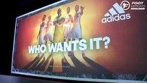 Adidas lance sa Future Arena et le ballon Beau Jeu