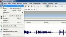 How To- Noise Reduction Sound Forge Pro Tutorial - Great for Game Commentary or Podcasts!