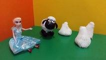 Frozen Songs Baa Baa Black Sheep Children Nursery Rhymes _ Frozen Elsa Cartoon Nursery Rhymes