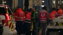 Paris Attacks bomb blast in paris Survivor of Paris attacks_ 'it was a bloodbath' –video _ World news _ The Guardian
