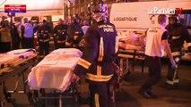 Attaques à Paris : la prise en charge des victimes filmée par les pompiers
