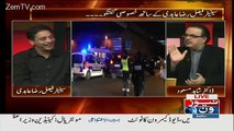 PMLN Ko Taliban Ki Support Faisal Raza Abidi