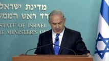 Message du Premier Ministre Benjamin Netanyahou au peuple Français
