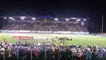 Rugby - Coupe d'Europe - Saracens-Toulouse : la minute de silence
