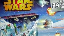 [LEGO STAR WARS] Calendrier de lAvent 2014 Lego Star Wars Star Wars Advent Calendar