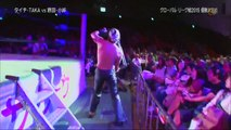 Momo No Seishun Tag (Atsushi Kotoge & Daisuke Harada) vs. Suzuki-gun (Taichi & TAKA Michinoku) (NOAH)