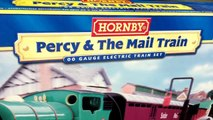 Thomas & Friends Percy & The Mail Train Hornby HO/OO Scale set working railroad post offic