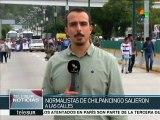 Exigen en Guerrero investigación de la desaparición de 43 normalistas