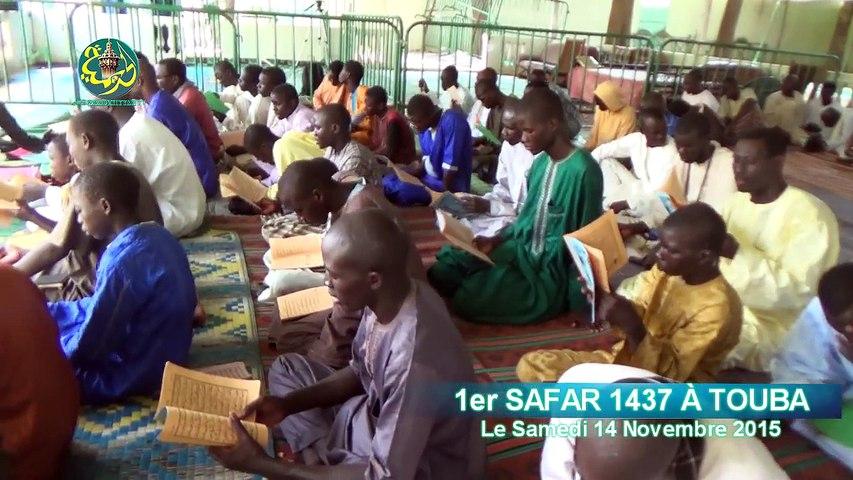 Reportage du 1er Safar à Touba (Grand Magal de Touba 2015)