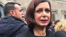 Attacco Francia, Boldrini: minacce sia dentro che fuori al Paese