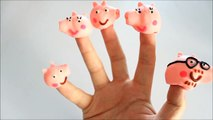 Family Peppa Pig Lollipops Finger family Nursery Rhyme Song Fun