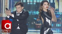 ASAP: Sarah, Zeus dance to James Bond Theme Songs