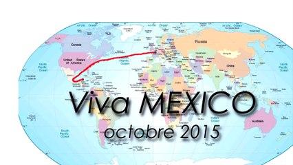 Viva Mexico - Plongées à Playa del Carmen - Oct 2015