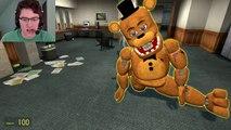 Garrys Mod Five Nights at Freddys (Freddy Fazbear Pizza) Map