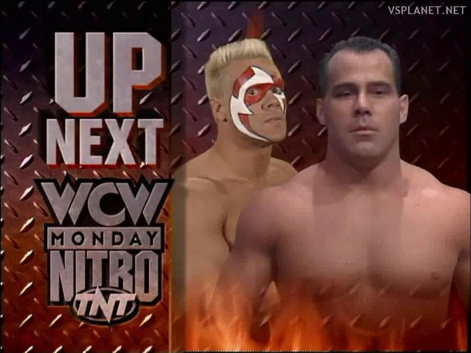 Sting vs Dean Malenko, WCW Monday Nitro 13.11.1995 - video Dailymotion