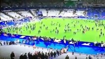 Attentat Paris Bataclan  Explosion durant le match Stade de France Paris