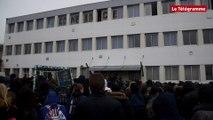 Lorient. Une minute de silence au lycée Saint-Joseph - La Salle