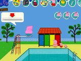 YouTube Capture Peppa Pig Il Bagno In Piscina YouTube Capture