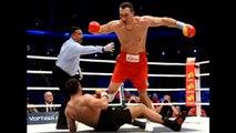 Klitschko KO Pulev | Wladimir Klitschko Kubrat Pulev knockout photos