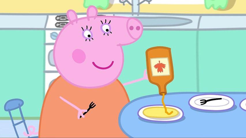Pepper Peppa Pig - Pancakes (Clip) Peepa