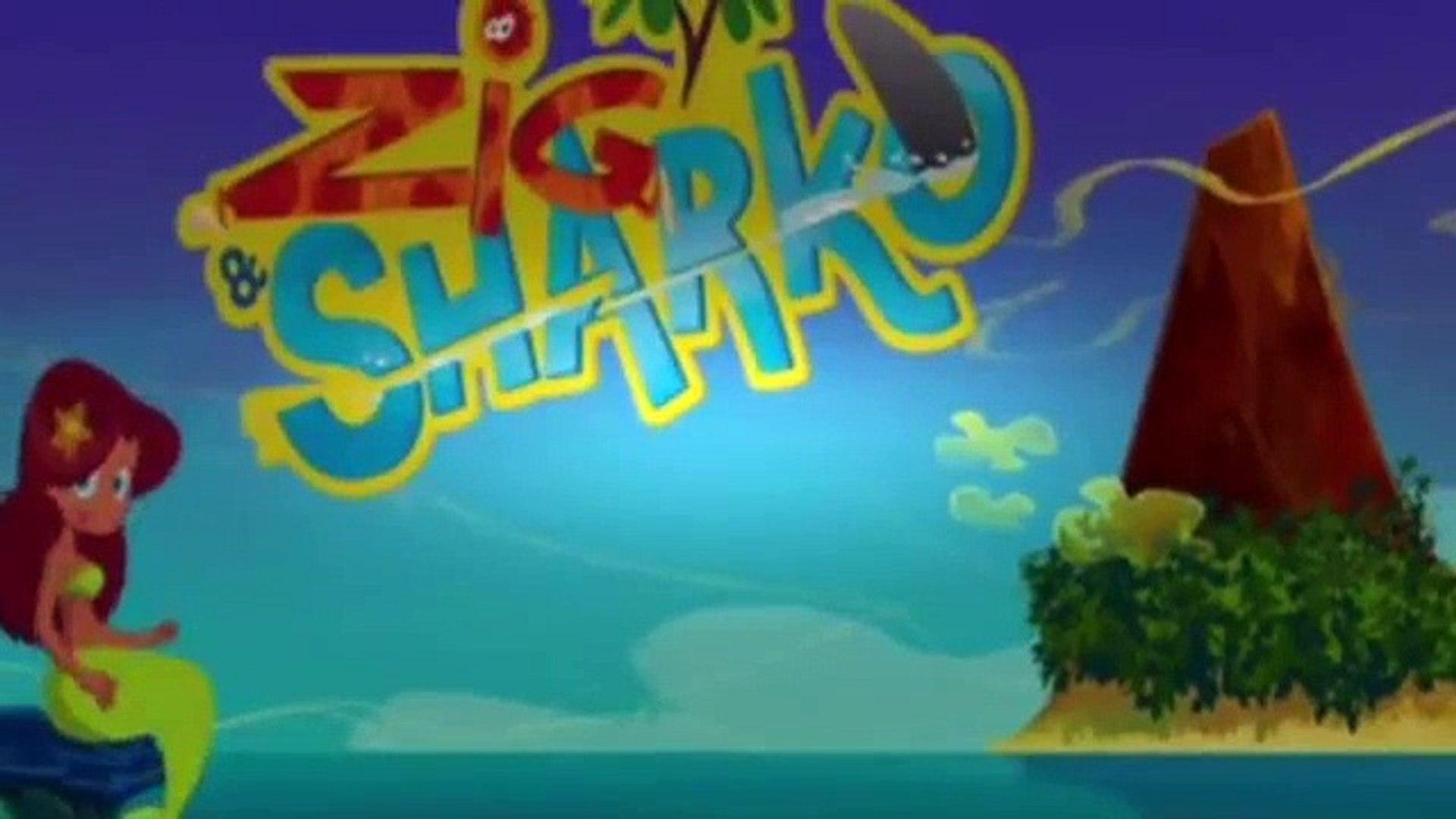 Zig & Sharko Cartoon Episode 2