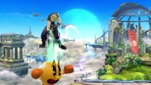 Super Smash Bros Wii U - Cloud From Final Fantasy 7 Trailer [1080p] [Super Smash Bros 4]