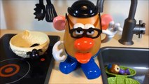 Mr patate de toy story pour Disney junior   jouets pour momes children videos with Mr potato head from toy story Disney Toy Story Surprise Egg Unboxing Opening Mr Potato Head Toys