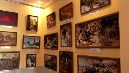 Выставка школа №9 Ялта