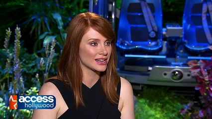 Access Hollywood  - Jurassic World Interview