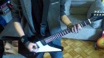 Rammstein - Links 2 3 4 Guitar Cover