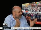 Cruce de palabras, Juan Carlos Monedero