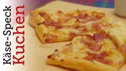 Rezept - Käse-Speck-Kuchen (Red Kitchen - Folge 352)