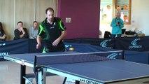 2015-11-15 Championnat Régional Tennis de Table PACA-R2 Rencontre Pierrevert-Arles