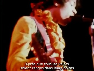 Jimi Hendrix - (1967) The Wind Cries Mary (Live) (Sous Titres Fr)