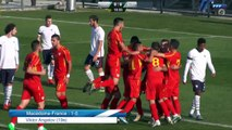 Espoirs : Macédoine-France (2-2), les buts